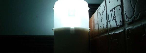 SALt, la lampada ad acqua e sale che illuminerà i paesi più poveri