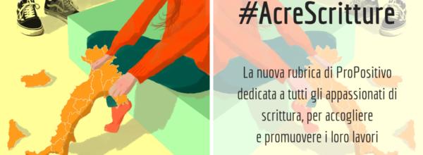 70 anni bambino – #AcreScritture
