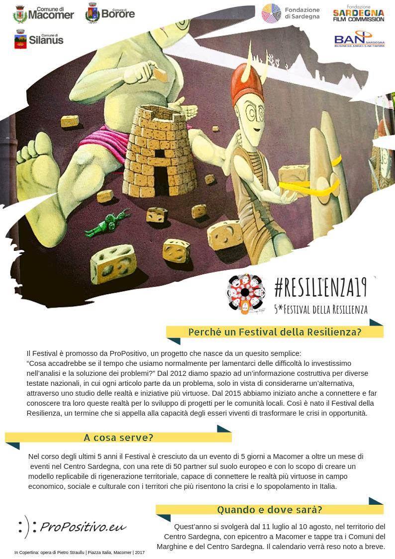 festival della resilienza 2019 resilienza19