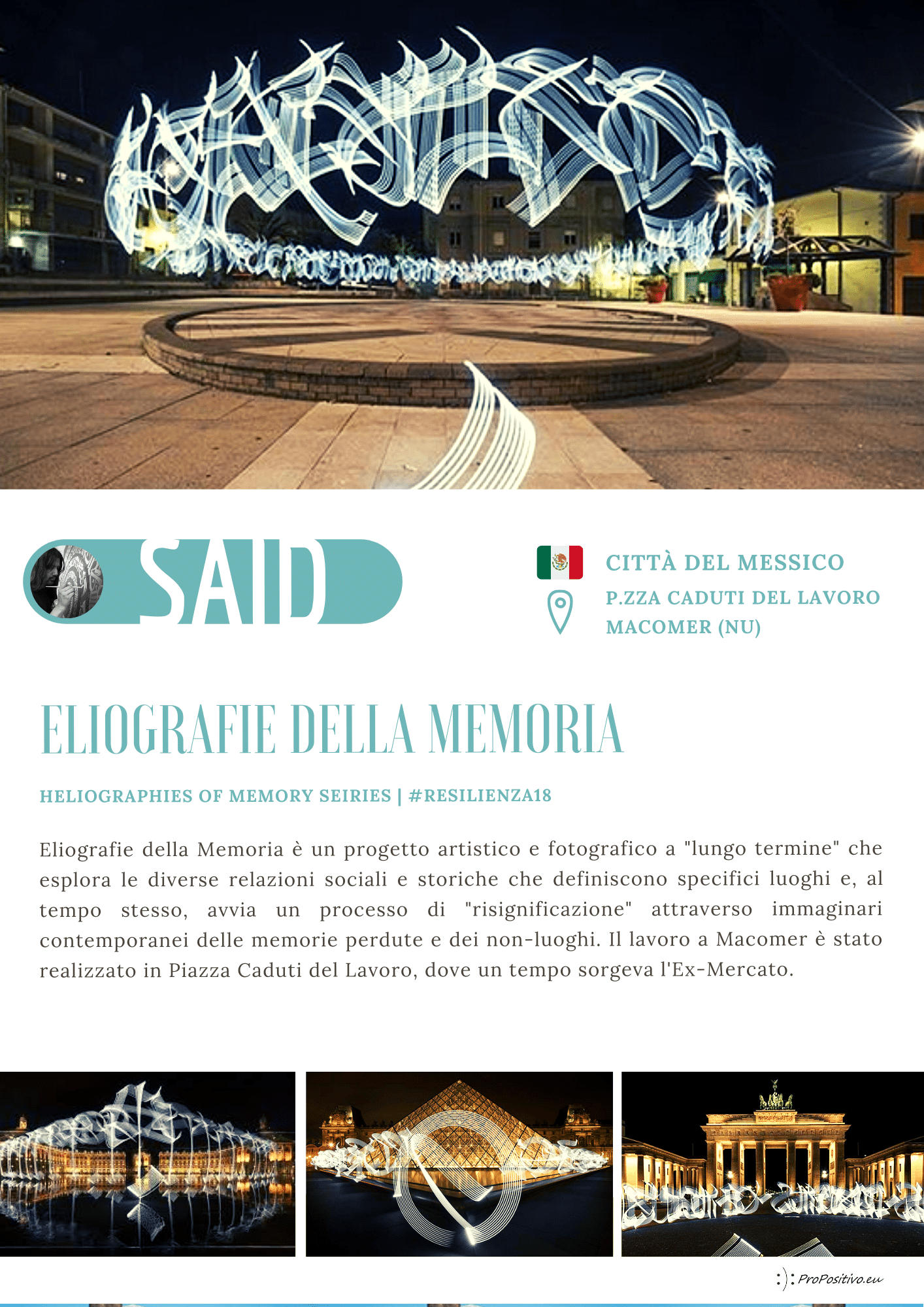 said 25 catalogo murales street art macomer sardegna festival resilienza propositivo