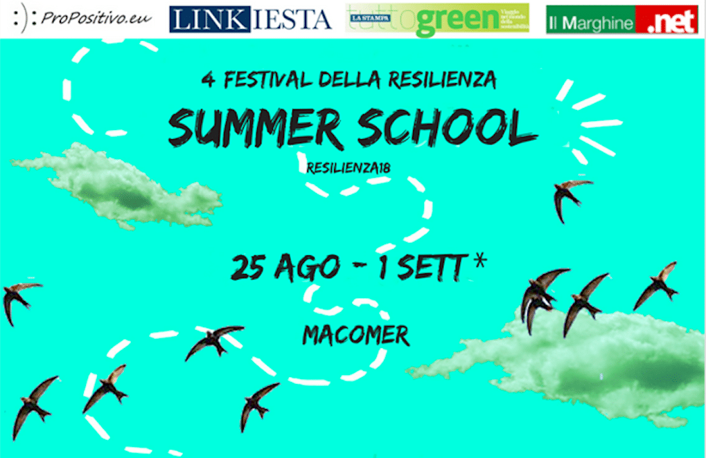 summer school propositivo la stampa macomer festival dellaresilienza