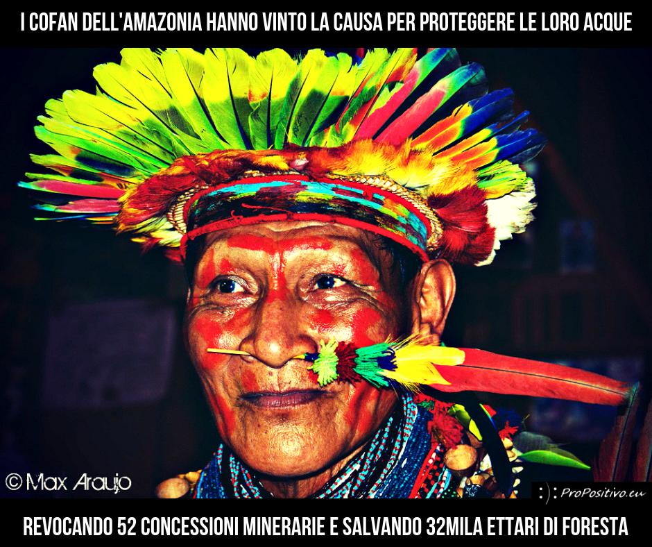 cofan amazzonia bolsonaro propositivo