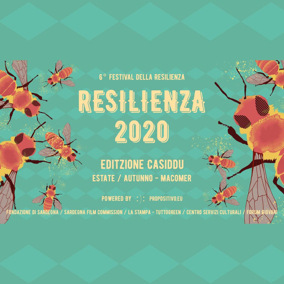 locandina resilienza 2020