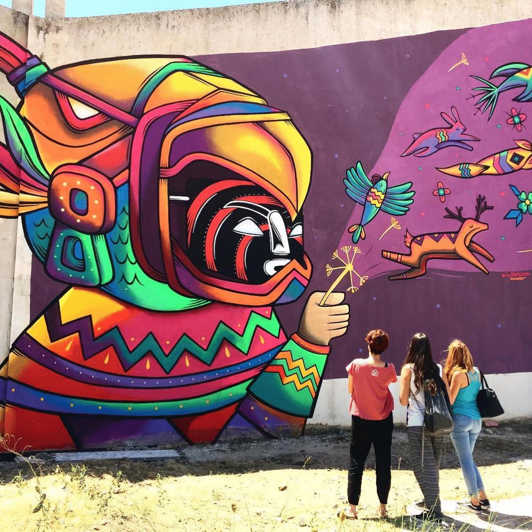 skyarte festival della resilienza street art sardegna propositivo