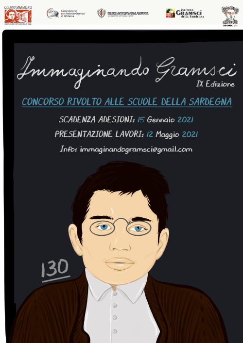 GramsciLAB - Unica - Concorso Immaginando Gramsci